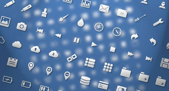 Application icon set freebie