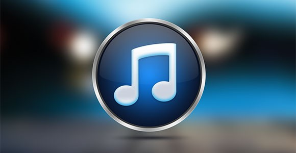 iTunes icon free PSD