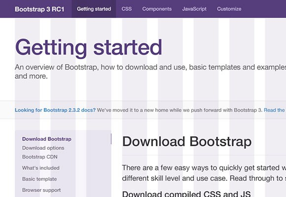 Twitter Bootstrap 3 PSD grid