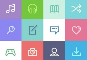 Dripicons free icon set