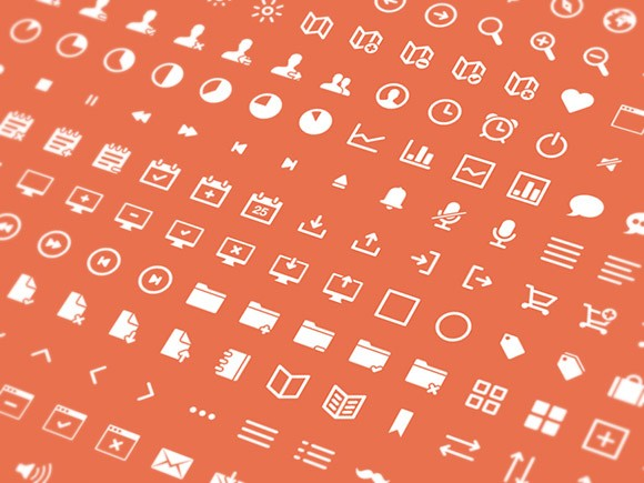 IKONS - 264 free vector icons