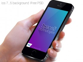 5 free iOS7 backgrounds