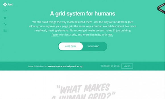 Jeet - Grid system for humans