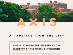 axis-free-font