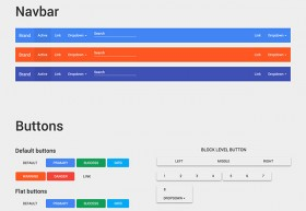 Google Material Design for Bootstrap