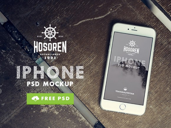 Hosoren - 10 iPhone 6 mockups