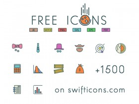 96 Swifticons free pack