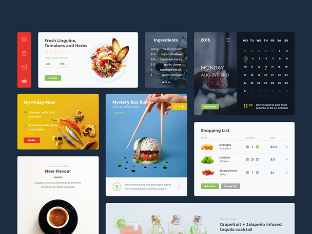 http://cdn.freebiesbug.com/wp-content/uploads/2015/08/food-drink-ui-kit.jpg