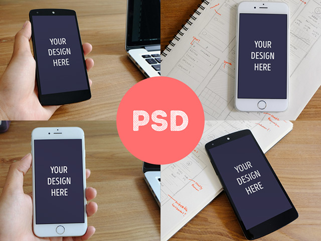 http://cdn.freebiesbug.com/wp-content/uploads/2015/08/iphone-6-nexus-5-psd-mockups.jpg