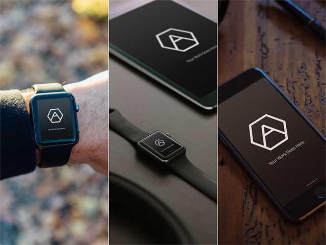 http://cdn.freebiesbug.com/wp-content/uploads/2015/12/smartwatch-iphone-psd-mockups.jpg