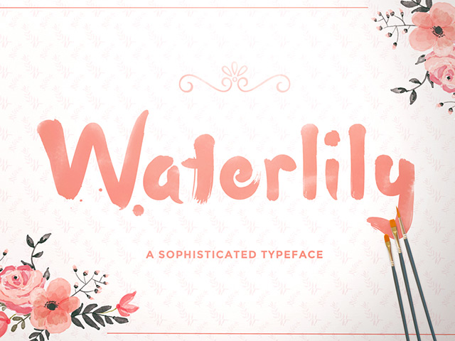 http://cdn.freebiesbug.com/wp-content/uploads/2015/12/waterily-free-font-01.jpg