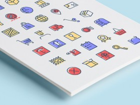 35 Free checkout & delivery icons