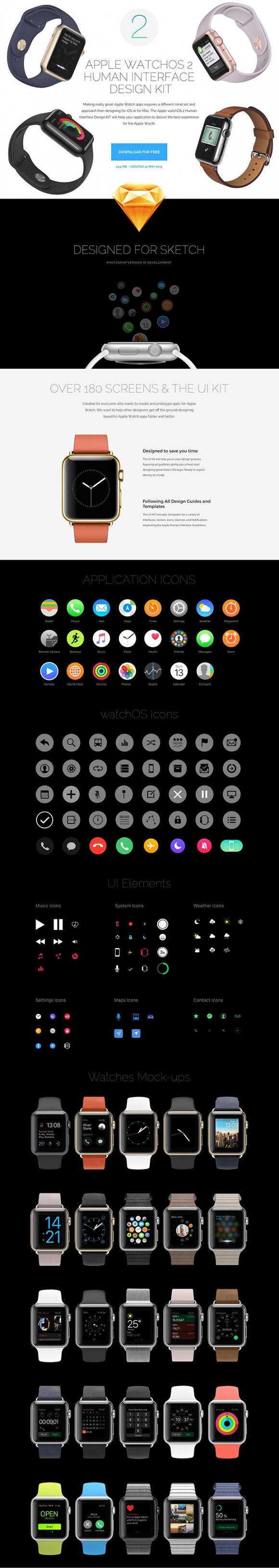 WatchOS 2 full preview