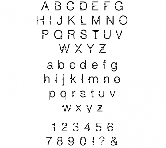 Jakarta free font - Preview 02