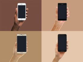 Diverse Device Hands by Facebook