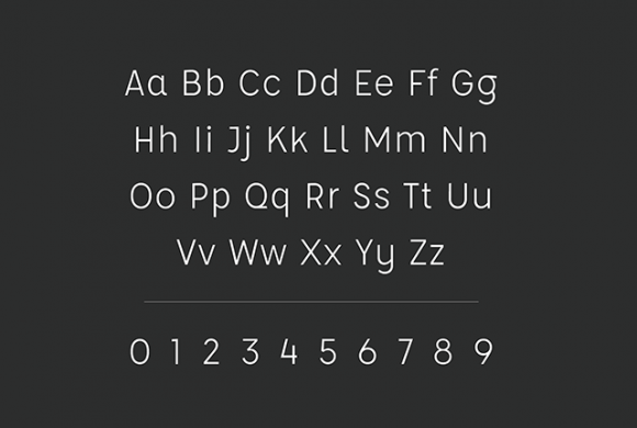Affogato free font - Preview 04