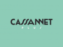 Cassannet Plus Regular: A free font for vintage typography
