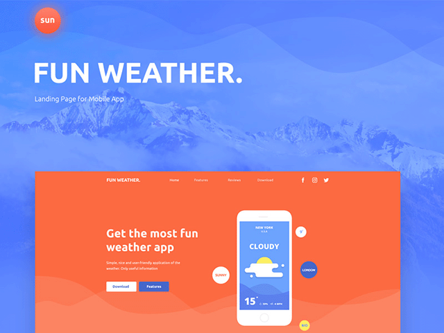 http://cdn.freebiesbug.com/wp-content/uploads/2016/10/fun-weather-psd-landing-page.png
