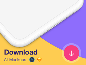 Premium Apple devices mockups
