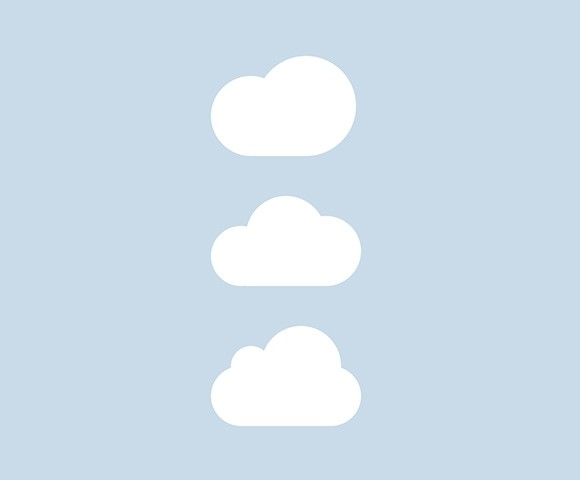 Clouds CSS snippet