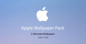 Apple Wallpaper Pack free