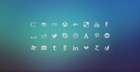 PSD free icons