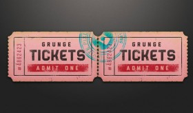 Ticket free PSD