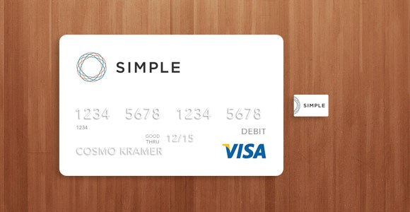 Visa credit card PSD