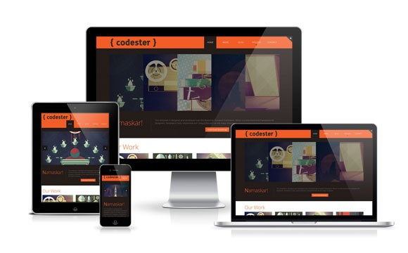 Codester - Free Responsive Bootstrap Template