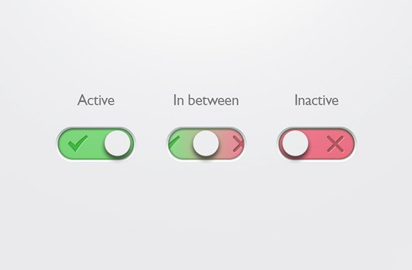 Simple On/Off toggle