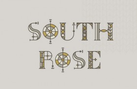 South Rose free font