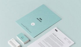 Stationery mockup Vol 1-2
