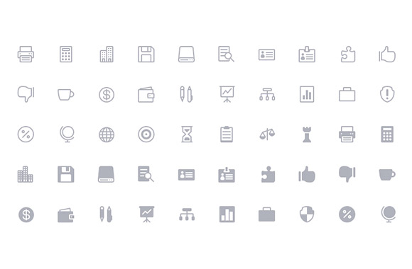 The Elegant Icon Font 360 Free Icons Freebiesbug