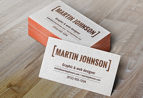 Business cards mockup freebiesbug psd business cards mockup reheart Gallery