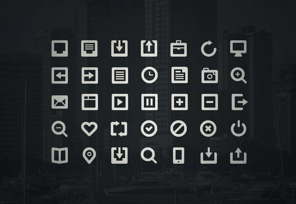 35 mail icons