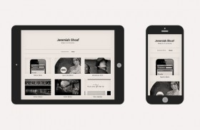 Hawthorne - Mobile-first HTML5 template