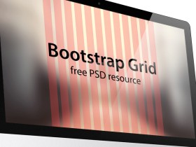 Bootstrap 3 PSD grid