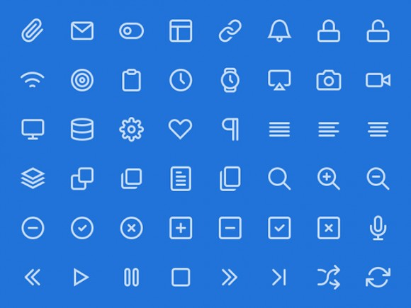 Feather - Free icon set