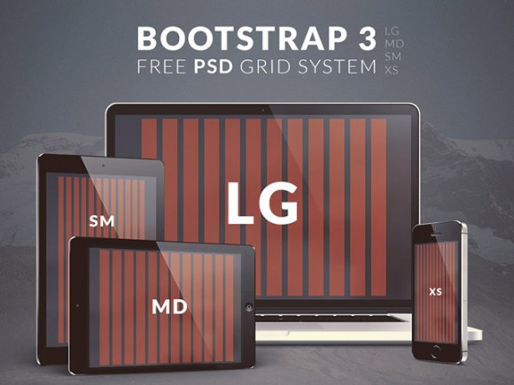 bootstrap psd grid template bootstrap 3 0 responsive psd grid