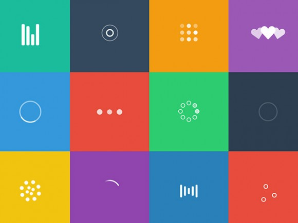 12 free SVG loaders