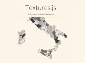 Textures.js - SVG patterns