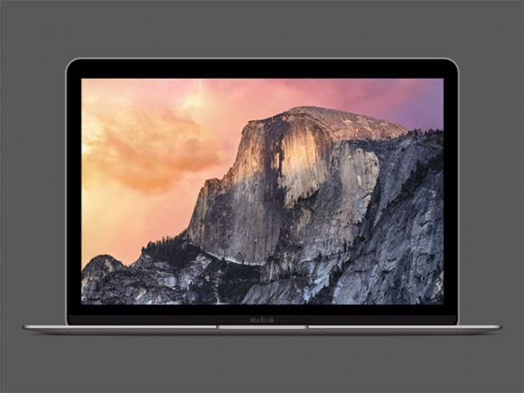 "12"" Macbook Retina mockup"