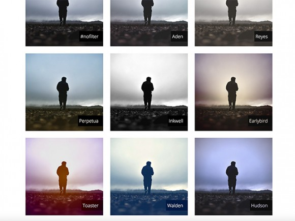 CSSGram - Instagram filters with CSS