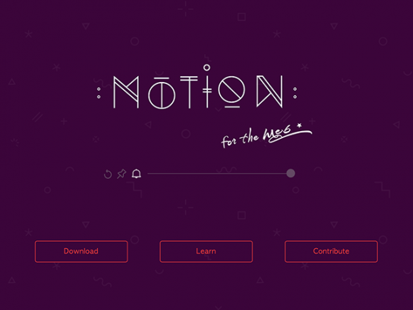 mojs - Motion graphics library