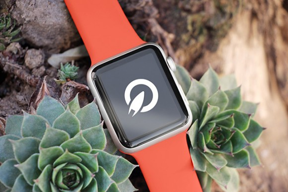 35 Apple Watch PSD mockups - Sample 2
