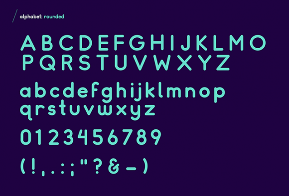 Somatic Rounded Font - Preview 02