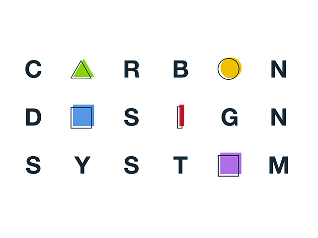 Carbon: A design system from IBM