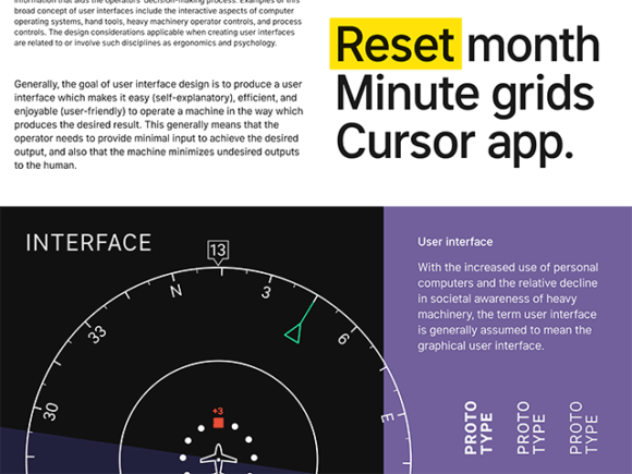 Interface: A typeface designed for user interfaces