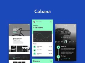 Cabana: Design system UI kit for Sketch